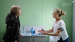 Alice Wells, Dee Bliss in Neighbours Episode 7995