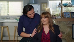 Leo Tanaka, Terese Willis in Neighbours Episode 7996