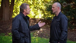 Gary Canning, Kev McNally in Neighbours Episode 7996