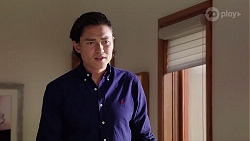 Leo Tanaka in Neighbours Episode 7996