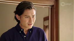 Leo Tanaka in Neighbours Episode 7997