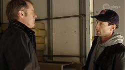 Gary Canning, Joseph Bullen in Neighbours Episode 7997
