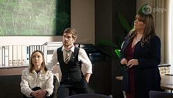 Piper Willis, Ned Willis, Terese Willis in Neighbours Episode 7997