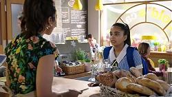 Dipi Rebecchi, Kirsha Rebecchi in Neighbours Episode 7997