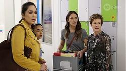 Dipi Rebecchi, Kirsha Rebecchi, Susan Kennedy in Neighbours Episode 7997