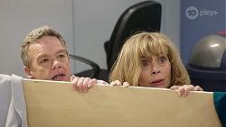 Paul Robinson, Jane Harris in Neighbours Episode 7997