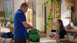 Toadie Rebecchi, Willow Bliss in Neighbours Episode 7998