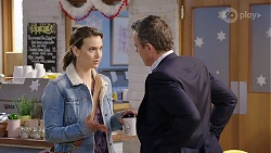Amy Williams, Paul Robinson in Neighbours Episode 7998