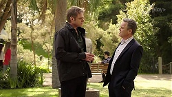 Gary Canning, Paul Robinson in Neighbours Episode 7998