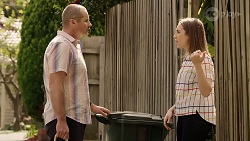 Toadie Rebecchi, Piper Willis in Neighbours Episode 8000
