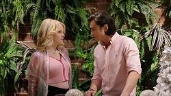 Delaney Renshaw, Leo Hancock in Neighbours Episode 8000