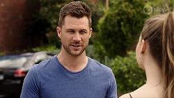 Mark Brennan, Chloe Brennan in Neighbours Episode 8000