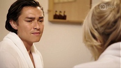 Leo Tanaka, Delaney Renshaw in Neighbours Episode 8000