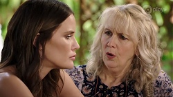 Elly Conway, Liz Conway in Neighbours Episode 8001