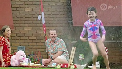 Sonya Mitchell, Toadie Rebecchi, Nell Rebecchi in Neighbours Episode 8002