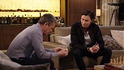 Paul Robinson, Leo Tanaka in Neighbours Episode 8003