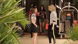 Piper Willis, Delaney Renshaw in Neighbours Episode 8003