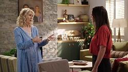 Liz Conway, Bea Nilsson in Neighbours Episode 8003