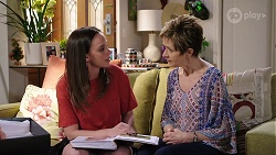 Bea Nilsson, Susan Kennedy in Neighbours Episode 8003