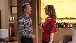 Paul Robinson, Jane Harris in Neighbours Episode 8003