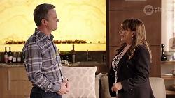 Paul Robinson, Terese Willis in Neighbours Episode 8003