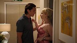 Leo Tanaka, Delaney Renshaw in Neighbours Episode 8004