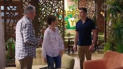 Karl Kennedy, Susan Kennedy, Shaun Watkins in Neighbours Episode 8004