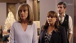 Jane Harris, Terese Willis, Ned Willis in Neighbours Episode 8005