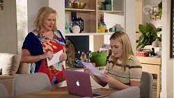 Sheila Canning, Xanthe Canning in Neighbours Episode 8005