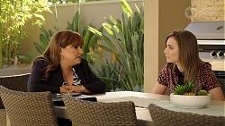 Terese Willis, Piper Willis in Neighbours Episode 8005