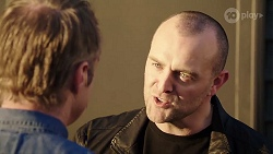 Gary Canning, Kev McNally in Neighbours Episode 8006
