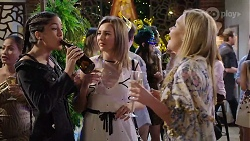 Yashvi Rebecchi, Piper Willis, Xanthe Canning in Neighbours Episode 8006