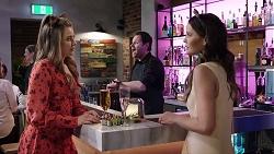 Chloe Brennan, Shane Rebecchi, Elly Conway in Neighbours Episode 8006