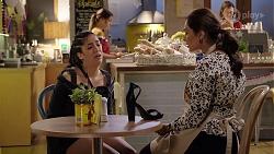 Yashvi Rebecchi, Dipi Rebecchi in Neighbours Episode 8006