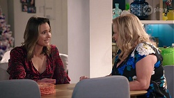Amy Williams, Sheila Canning in Neighbours Episode 8007