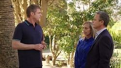 Gary Canning, Jane Harris, Paul Robinson in Neighbours Episode 8008