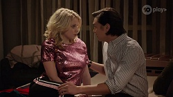 Delaney Renshaw, Leo Tanaka in Neighbours Episode 8009
