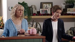 Liz Conway, Susan Kennedy in Neighbours Episode 8009