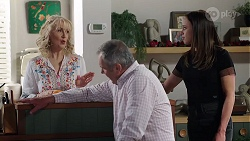 Liz Conway, Karl Kennedy, Bea Nilsson in Neighbours Episode 8009