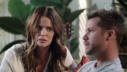 Elly Conway, Mark Brennan in Neighbours Episode 8009