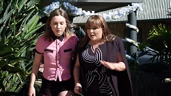 Piper Willis, Terese Willis in Neighbours Episode 8009