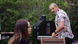 Bea Nilsson, Toadie Rebecchi in Neighbours Episode 8009