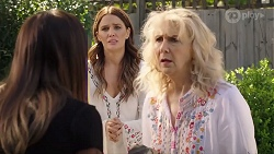 Bea Nilsson, Elly Conway, Liz Conway in Neighbours Episode 8010