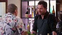 Toadie Rebecchi, Shane Rebecchi in Neighbours Episode 8010