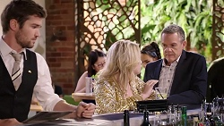 Ned Willis, Sheila Canning, Paul Robinson in Neighbours Episode 8010