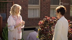 Liz Conway, Susan Kennedy in Neighbours Episode 8010