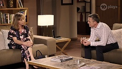 Jane Harris, Paul Robinson in Neighbours Episode 8011