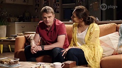 Gary Canning, Dipi Rebecchi in Neighbours Episode 8011