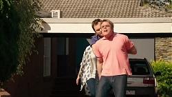 Shane Rebecchi, Gary Canning in Neighbours Episode 8011