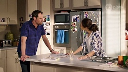 Shane Rebecchi, Dipi Rebecchi in Neighbours Episode 8012